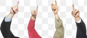 Fingers Transparent - Clip Art PNG