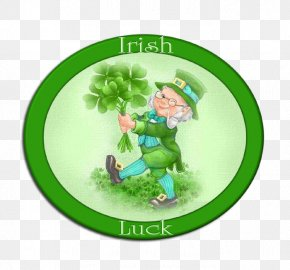 Happy St Patricks Day - Saint Patrick's Day Irish People Ireland March 17 Leprechaun PNG