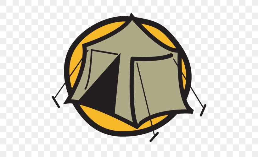 scouts putting up a tent - Clip Art Library