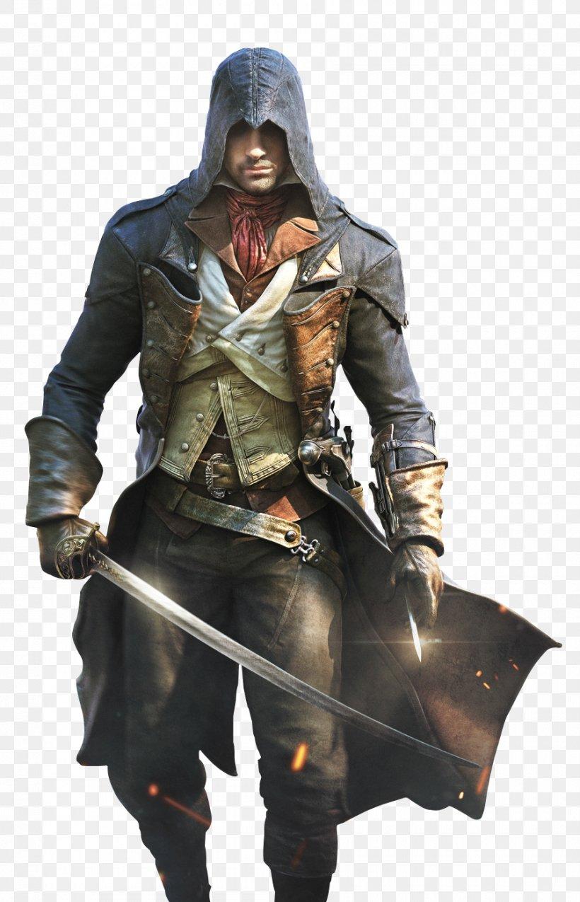 Assassin's Creed Unity Assassin's Creed IV: Black Flag Assassin's Creed III Ezio Auditore Arno Dorian, PNG, 900x1400px, Assassin S Creed Unity, Action Figure, Armour, Arno Dorian, Assassin S Creed Download Free