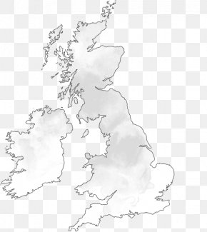 Map - Northern Ireland Map United Kingdom Of Great Britain And Ireland England Carta Geografica PNG