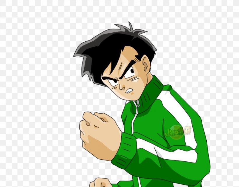 Gohan Majin Buu Vegeta Dragon Ball Character, PNG, 871x682px, Watercolor, Cartoon, Flower, Frame, Heart Download Free