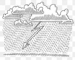 Lightning Storms - Lightning Rain Thunderstorm PNG