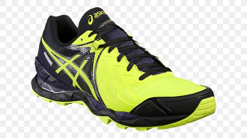 asics shoes womens black gel yellow