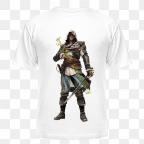 Game Character - Assassin's Creed IV: Black Flag Assassin's Creed III Edward Kenway Assassins Assassin's Creed: Brotherhood PNG