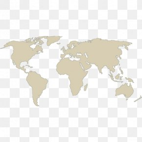 World Map Deductible Elements - World Map Globe PNG