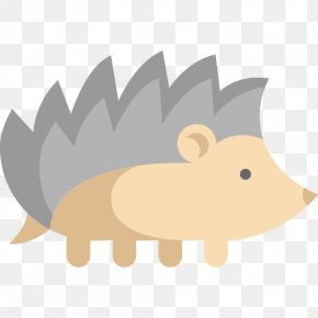 Animals Hedgehog - Hedgehog Animal Icon PNG