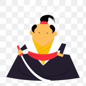 Samurai - Japan Samurai Clip Art PNG