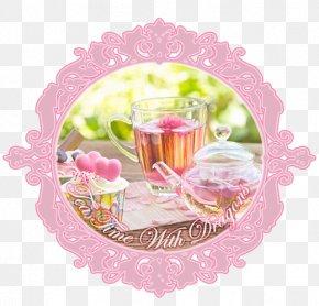 Tea Time Transparent - Tea Chocolate Truffle Cupcake Cream Dessert PNG