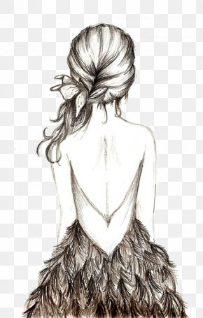 Dress Drawing Woman Sketch Png 573x797px Dress Artwork Bridal Clothing Bridal Party Dress Clothing Download Free