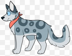 Cat - Whiskers Siberian Husky Dog Breed Cat Clip Art PNG