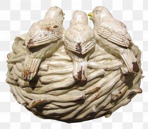 Brown Bird Nest - Edible Birds Nest Bird Nest Clip Art PNG