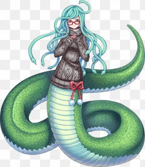 Snake - Lamia Monster Musume: Everyday Life With Monster Girls Online Snake Female PNG