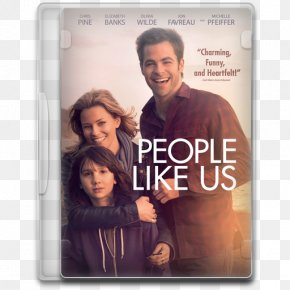 United States - Alex Kurtzman People Like Us Blu-ray Disc United States Film PNG