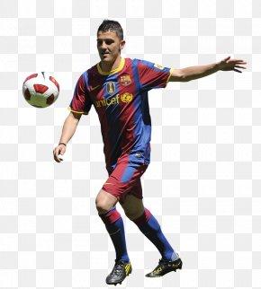 David Villa - FC Barcelona Football Player Spain National Football Team La Liga Sport PNG