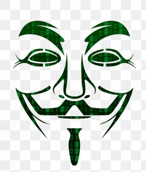 Anonymous Free Download - Anonymous Decal V Guy Fawkes Mask Sticker PNG