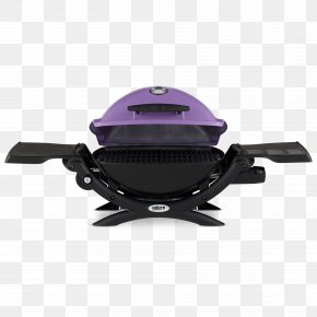 Weber Grill Cart - Barbecue Weber Q 1200 Weber-Stephen Products Grilling Cooking PNG