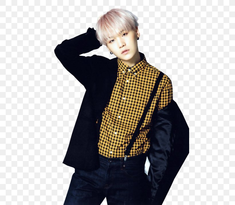 Bts I Need U Japanese Ver Agust D Best Of Me Png 500x713px