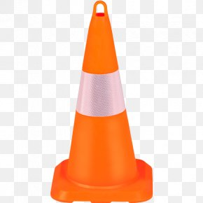 Orange Cones - Adhesive Tape Traffic Cone Road Transport Orange PNG