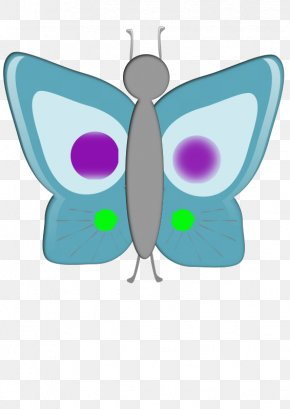 Butterfly - Butterfly Clip Art Butterflies And Moths Vector Graphics Image PNG