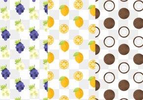 Fruit Background Map - Fruit Orange Grape PNG