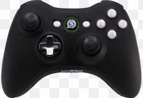 Xbox - Xbox One Controller Xbox 360 Controller Black PlayStation 4 PNG
