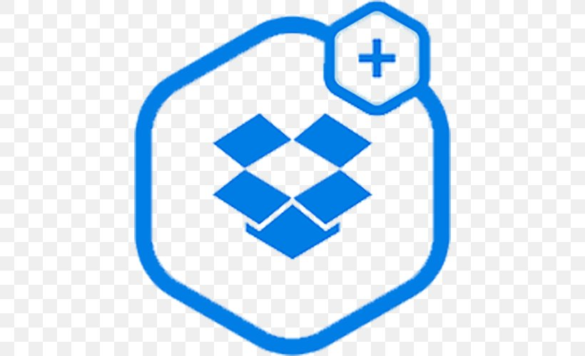 Dropbox Cloud Storage Google Drive Cloud Computing Computer File, PNG, 500x500px, Dropbox, Area, Backup, Blue, Brand Download Free
