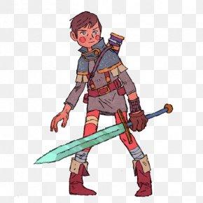 Sword Boy - DeviantArt Model Sheet Drawing Illustration PNG