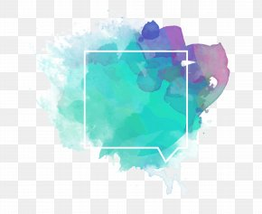 Gradient Color Ink Stained Back To The Box Picture - Ink Color Gradient Computer File PNG