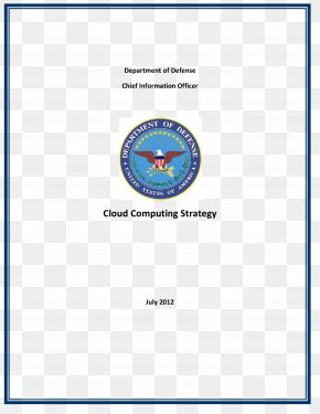 United States Department Of Defense United States Department Of The Navy Chief Information Officer Cloud Computing PNG
