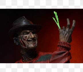 Nightmare On Elm Street - Freddy Krueger National Entertainment Collectibles Association A Nightmare On Elm Street Figurine PNG