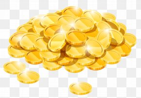 Gold Coins - Gold Coin Clip Art PNG