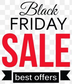 Black Friday Promotion Tag - Black Friday Sales Clip Art PNG