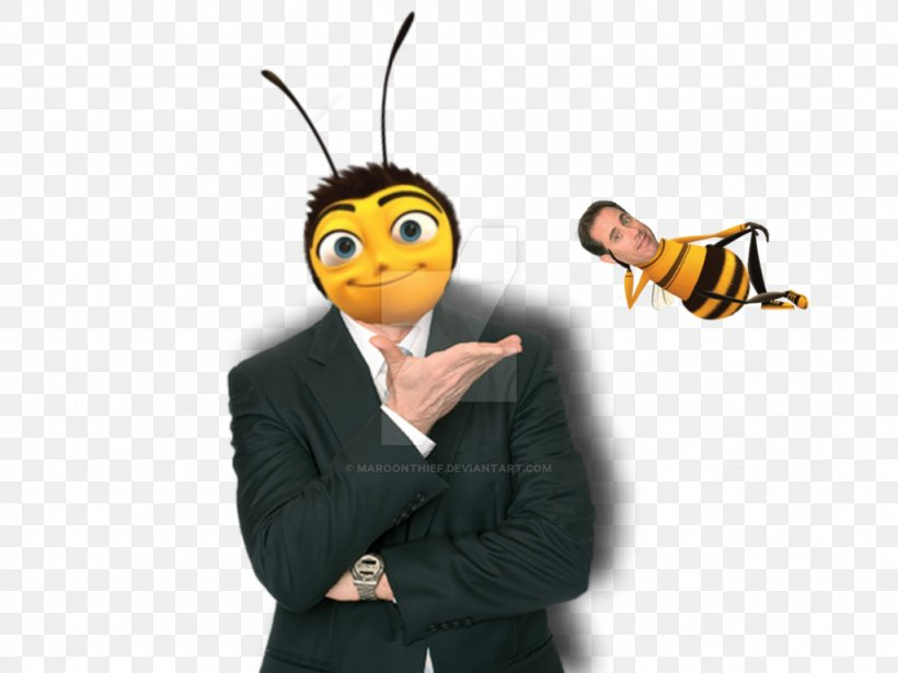 Honey Bee Barry B Benson Smile M Art Png 1024x768px Honey