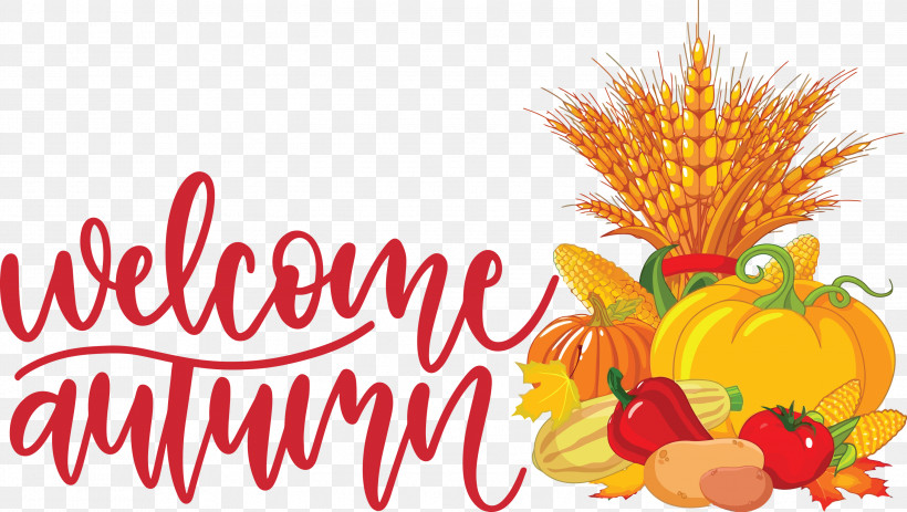 Welcome Autumn Autumn, PNG, 2999x1694px, Welcome Autumn, Autumn, Cartoon, Festival, Free Festival Download Free