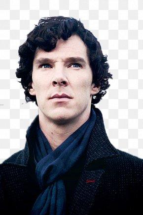 Sherlock Transparent - Sherlock Holmes Doctor Watson Benedict Cumberbatch Mycroft Holmes PNG