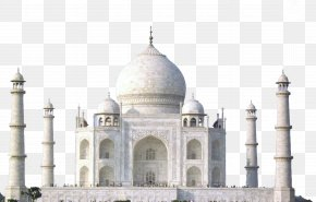 Taj Mahal - Taj Mahal Agra Fort Delhi Golden Triangle New7Wonders Of The World PNG