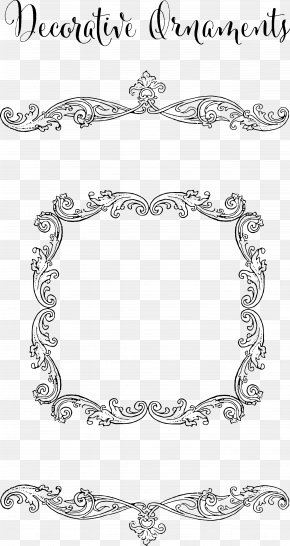 Wedding Ornament - Picture Frames Ornament Decorative Arts Royalty-free PNG