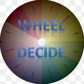 Wheel Decide Game Roulette Social Media Text PNG