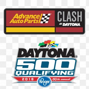Nascar - Daytona International Speedway 2018 Daytona 500 2018 Monster Energy NASCAR Cup Series Can-Am Duel PNG