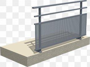 Gardemain - Aluminium Deck Railing Material Terrace Sheet Metal PNG