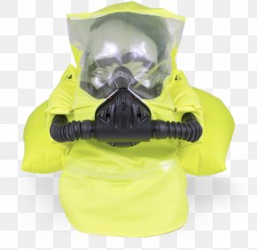 Produce 101 - Personal Protective Equipment Escape Set Self-contained Breathing Apparatus Safety Head PNG