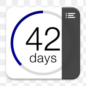 Count Down For 5 Days - Apple Widget IPod Touch Mac App Store PNG