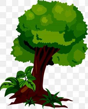 Tree Trunk - Clip Art PNG