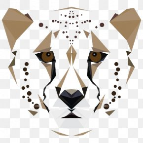 Three-dimensional Leopard - Dalmatian Dog Leopard Graphic Design PNG