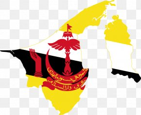 Flag Of Brunei - Flag Of Brunei National Day National Flag PNG