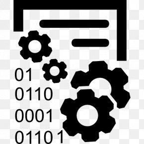 Binary - Data Processing Symbol Binary File PNG