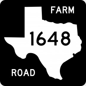 Texas - Farm To Market Road 1485 Texas State Highway System Ranch Road 1 Farm To Market Road 1687 Farm-to-market Road PNG