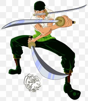One Piece Zoro Clipart - Roronoa Zoro Monkey D. Luffy Usopp Nami Vinsmoke Sanji PNG