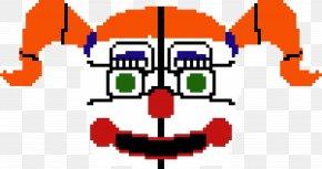 Toy Freddy Pixel Art - Five Nights At Freddy's: Sister Location Pixel Art Image Digital Art PNG